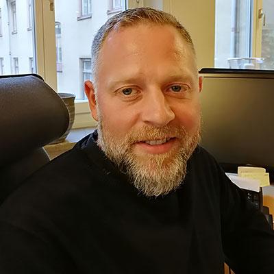 Mattias Olson